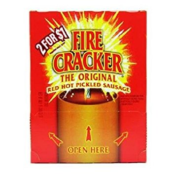 FIRECRCKER SAUSAGE 2FOR$1 50CNT